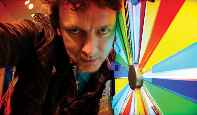 Gondry Self Portrait