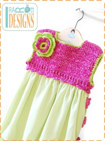 crochet bodice dress2