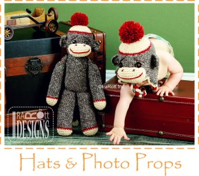 hats and photo props