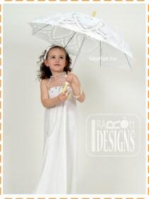 kids lace parasol2