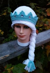 PRINCESS CROWN PDF CROCHET PATTERN by Irarott