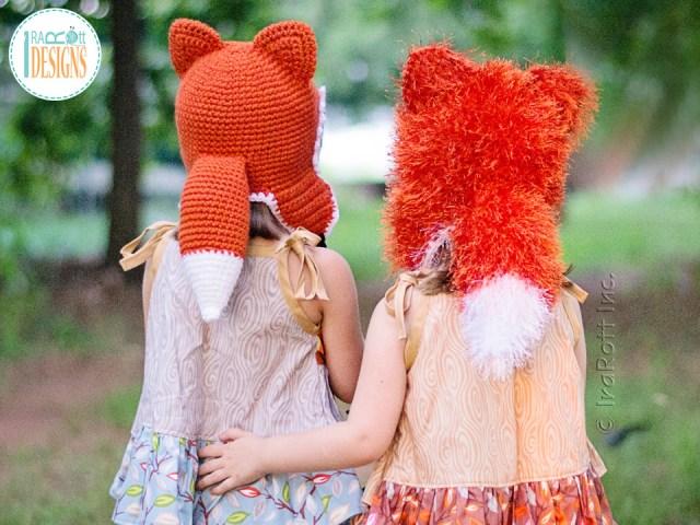 Crochet Fox Tail FREE Pattern By IraRott