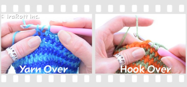 Classic and Self-Compensated Half Double Crochet