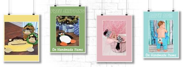 Save on Handmade Items by IraRott