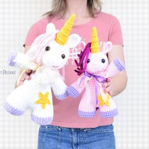 Chubby Little Animals Crochet Collection by Ira Rott