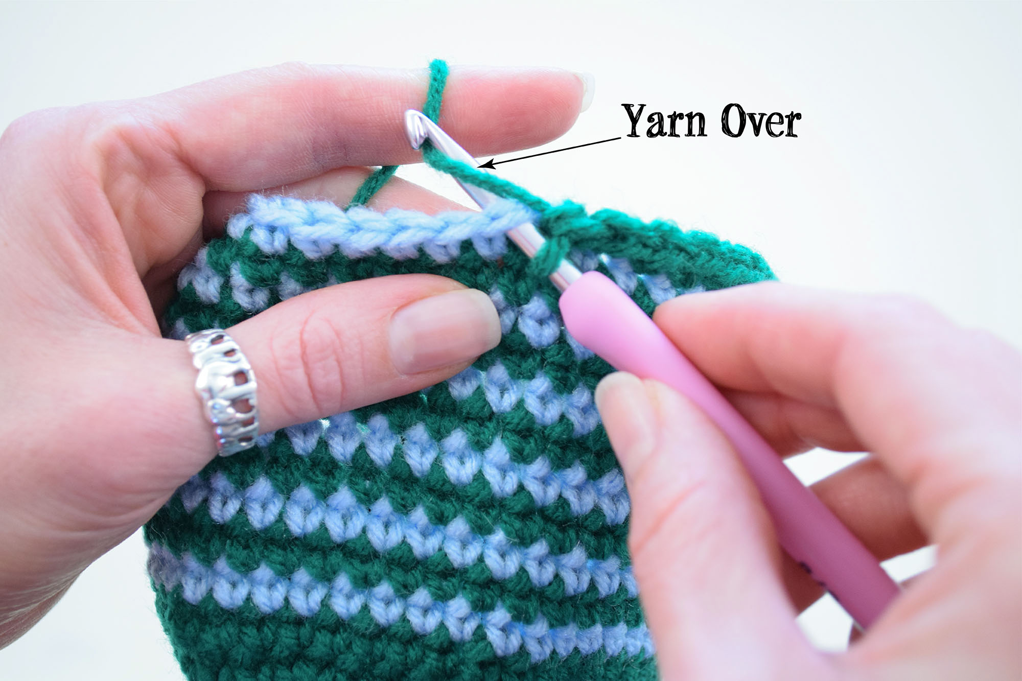 A Study of Single Crochet Stitches