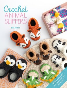 Crochet Animal Slippers Book by IraRott