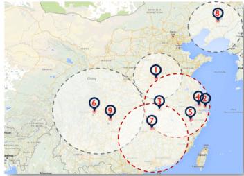 доставка из Китая в Украину за 21 день