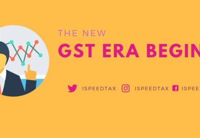 GST (Goods & Service Tax) : A BRIEF INTRODUCTION