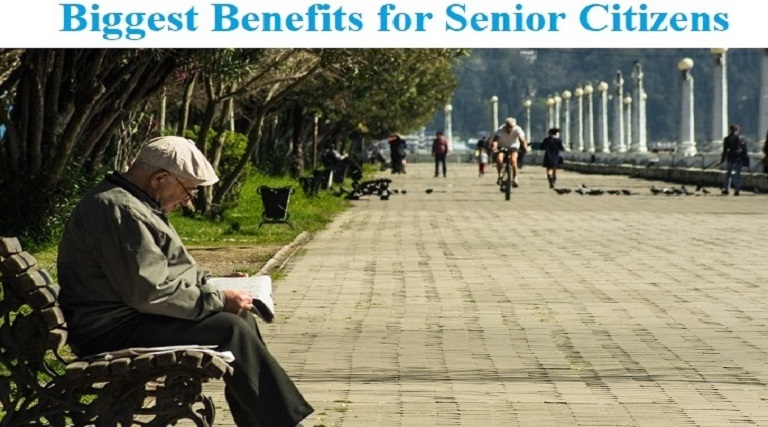 Six Biggest Benefits for Senior Citizens
