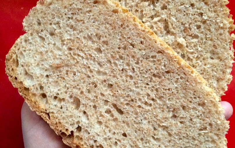 Dinkel-Amaranth-Joghurt-Brot