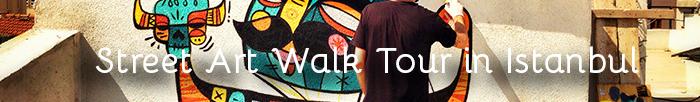Check Istanbul Tour Studio's Street Art Walk Tour