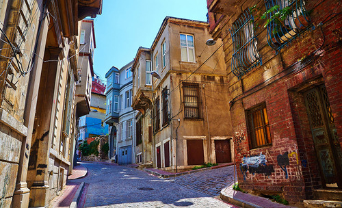 Fener is among the oldest settlements in Istanbul