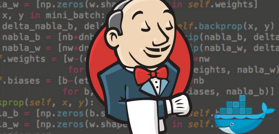 Jenkins and Docker - flexible environment