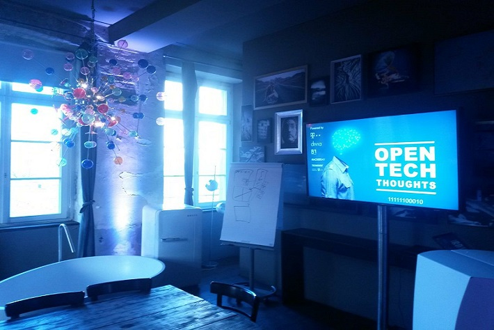 Open Tech Thoughts, Berlin 2018