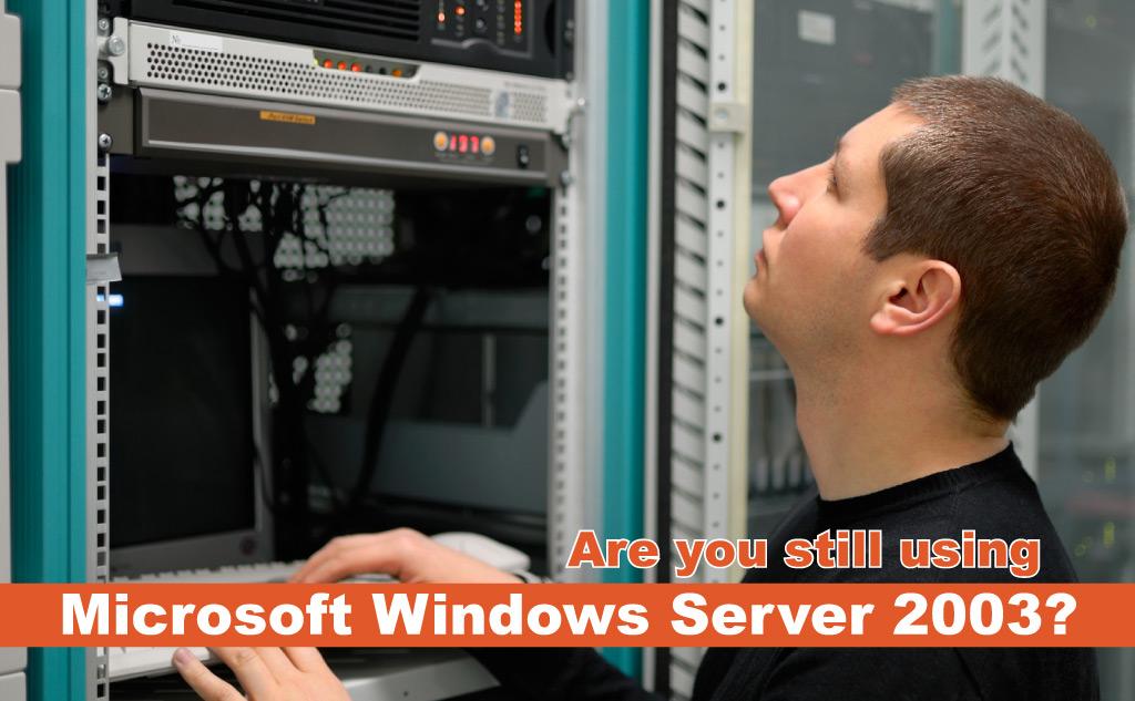 Microsoft Server 2003 article image