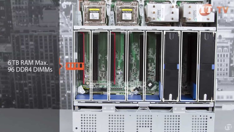HPE ProLiant DL580 G9 server memory modules