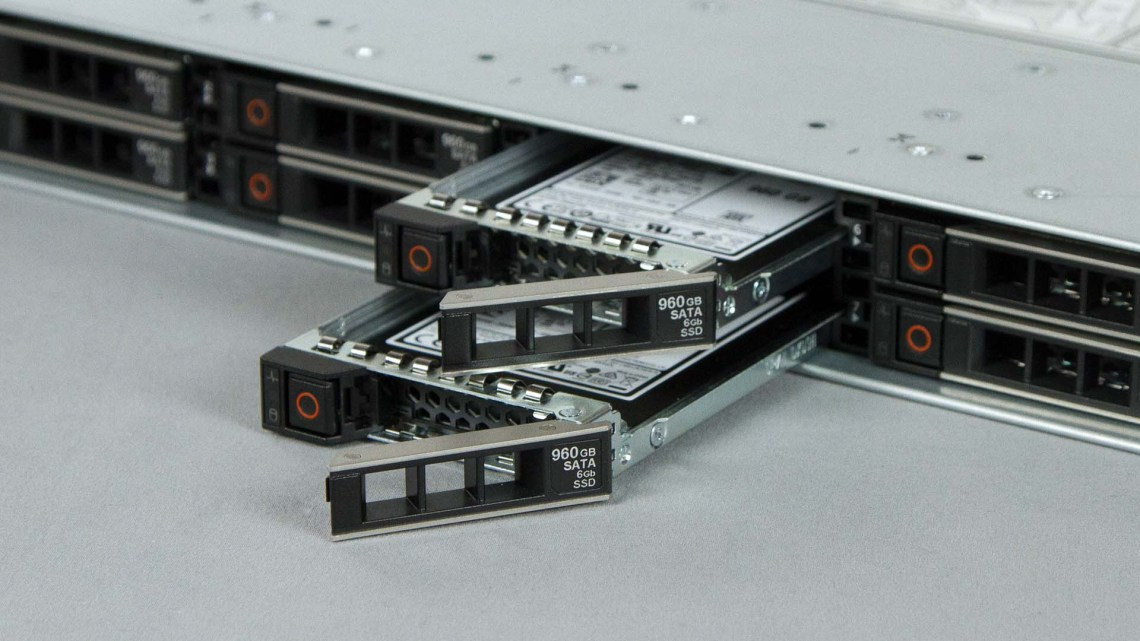 Dell R640 Video Review