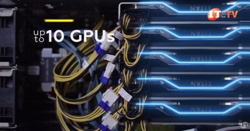 Supermicro SuperServer 4029GP-TRT2 GPU Capability