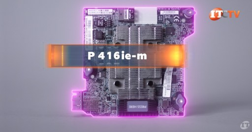 P416ie-m HP Smart Controller