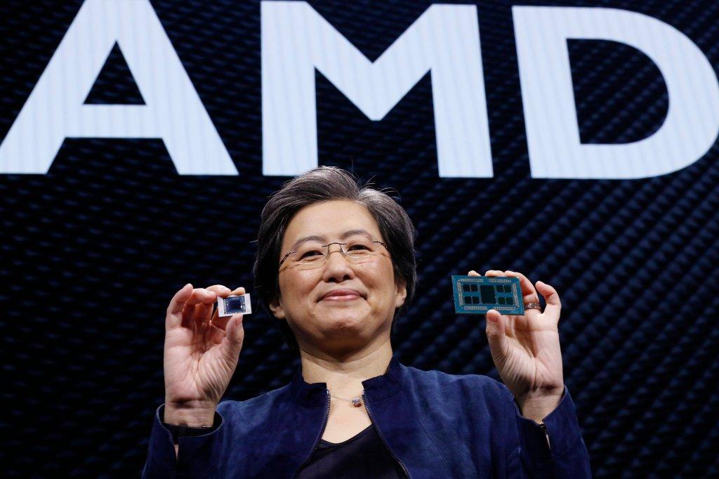 AMD CES 2020 Lisa Su