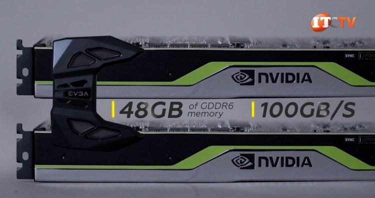 NVIDIA GPUs with NVlink in Lenovo Thinkstation