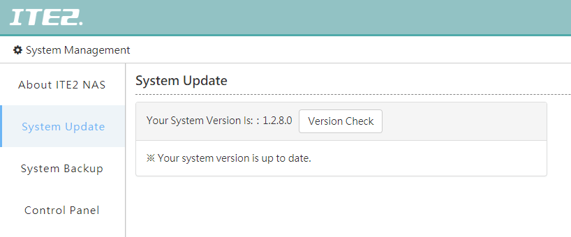 Important Notice - To All ITE2 NAS Users