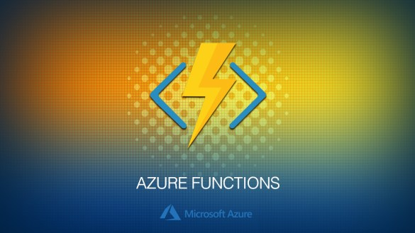 Logo do Azure Functions.