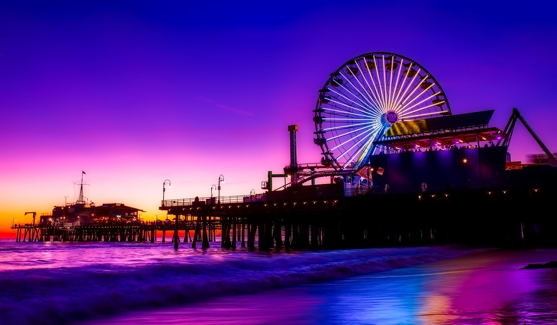 5 Things To Do On Santa Monica Pier And Other Activities