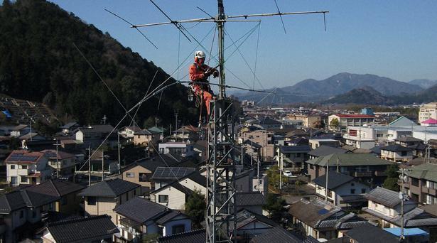 NHKテレビの「 解体キングダム第3弾 」で放送されました!