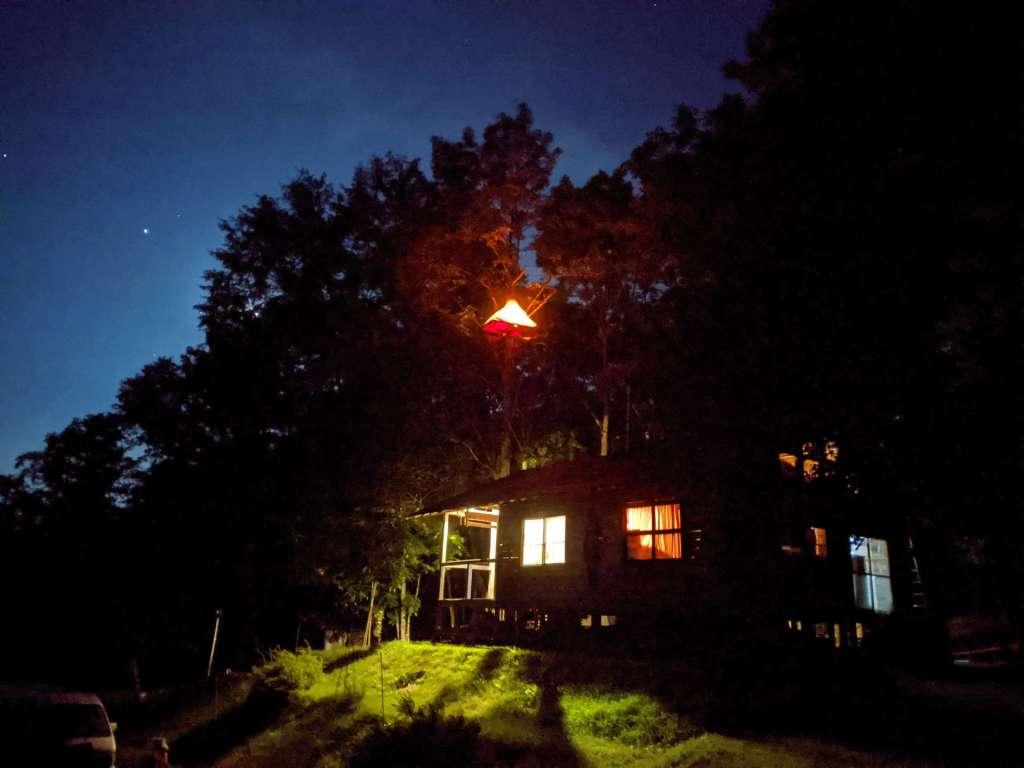 樹上のソロキャンプ:開拓生活研究所ブログ