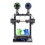 JGMaker Artist-D IDEX 3D Printer