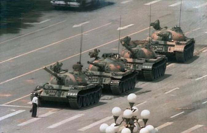 Protestas de la Plaza de Tian'anmen de 1989