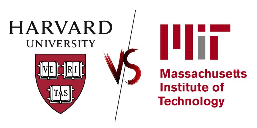 Harvard vs. MIT: 哪所大學比較好?哪所更適合我?