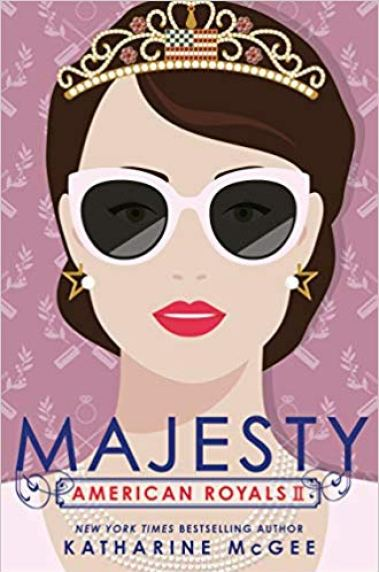 Majesty by Katharine McGee