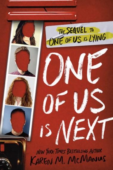 One of Us Is Next by Karen M. McManus