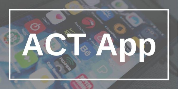 ACT app