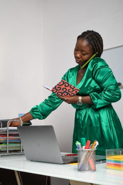 sli afrika images de travail en entreprise
