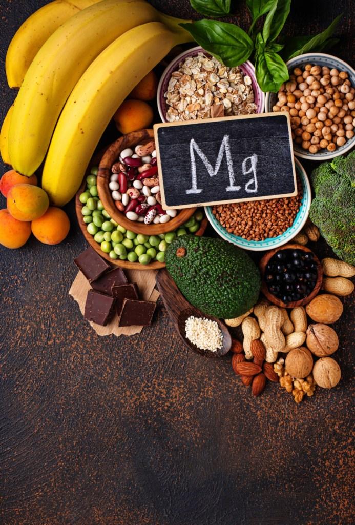 हॉर्मोन असंतुलन के लिए भोजन Magnesium to control hormonal imbalance