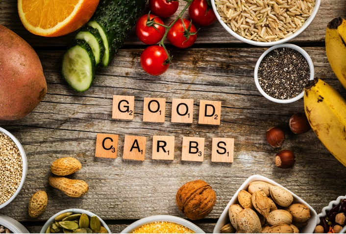 Carbs are important part of kid's nutrition