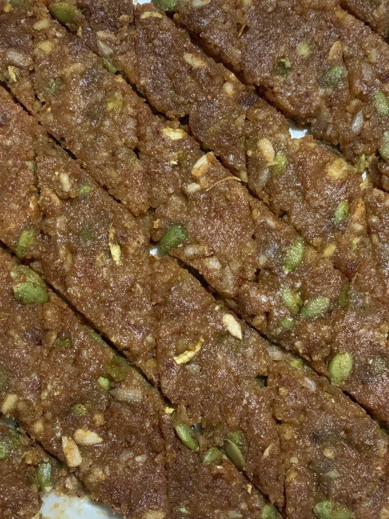 Nuts and seeds recipe by Iyurved