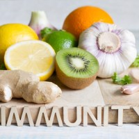 FOOD FOR STRENGTHENING YOUR KID'S IMMUNITY