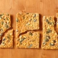 Pumpkin Seeds Millet Crackers