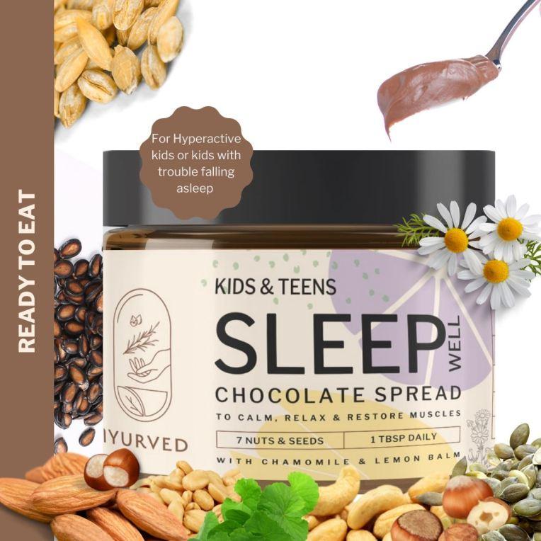 Iyurved's Kids and Teens Sleep Well Chocolate Spread