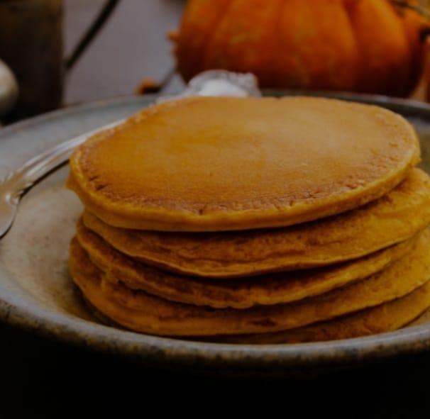 Millet pumpkin pancake by Iyurved