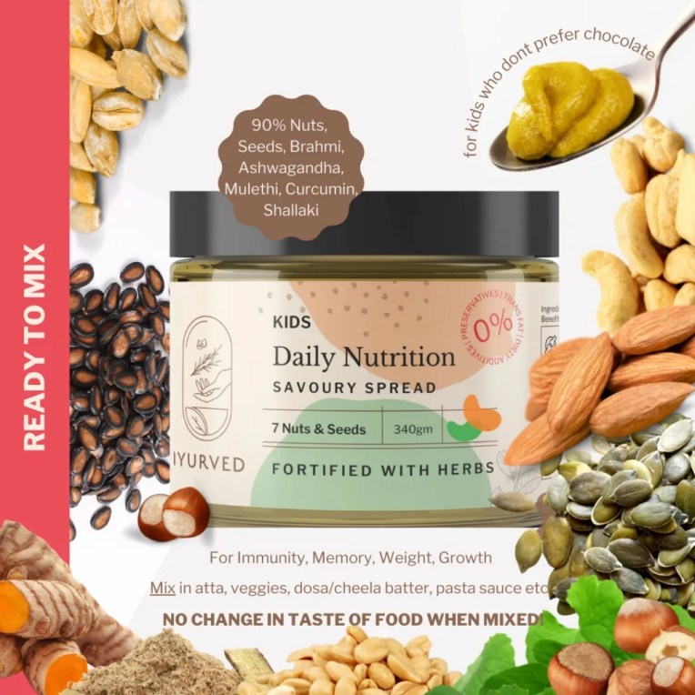 daily nutrition Iyurved