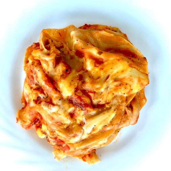 recipe of lijjat papad lasagne by Iyurved