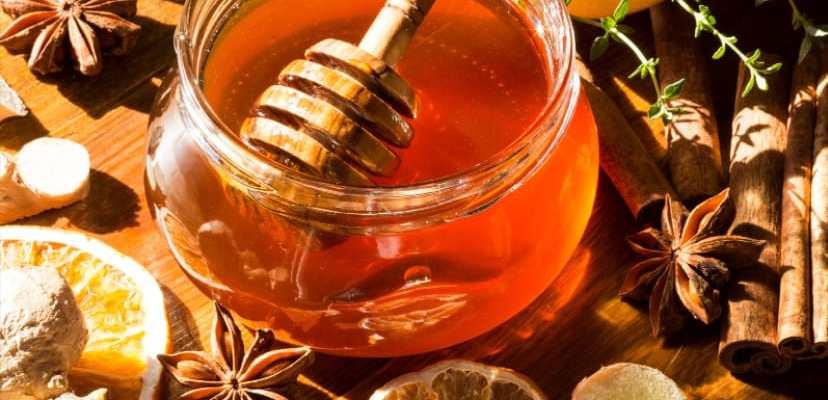 Benefits to honey
