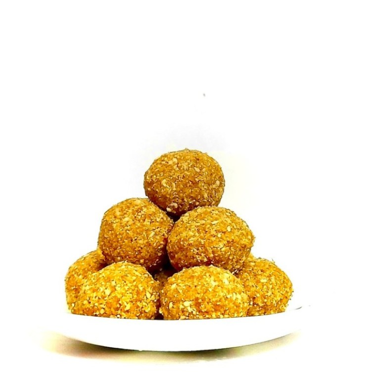 Laddu recipe with sesame seeds and Jaggery by Iyurved