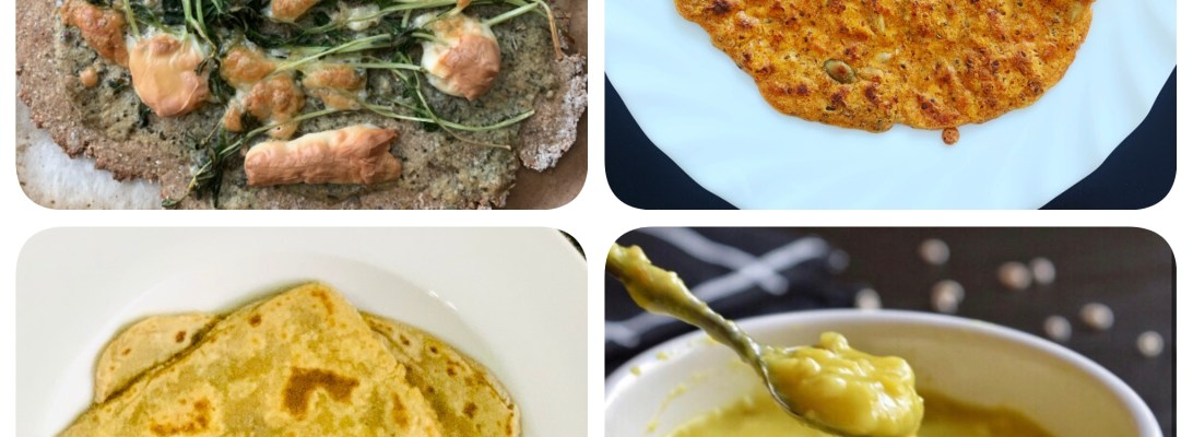 Recipes for easy digestion
